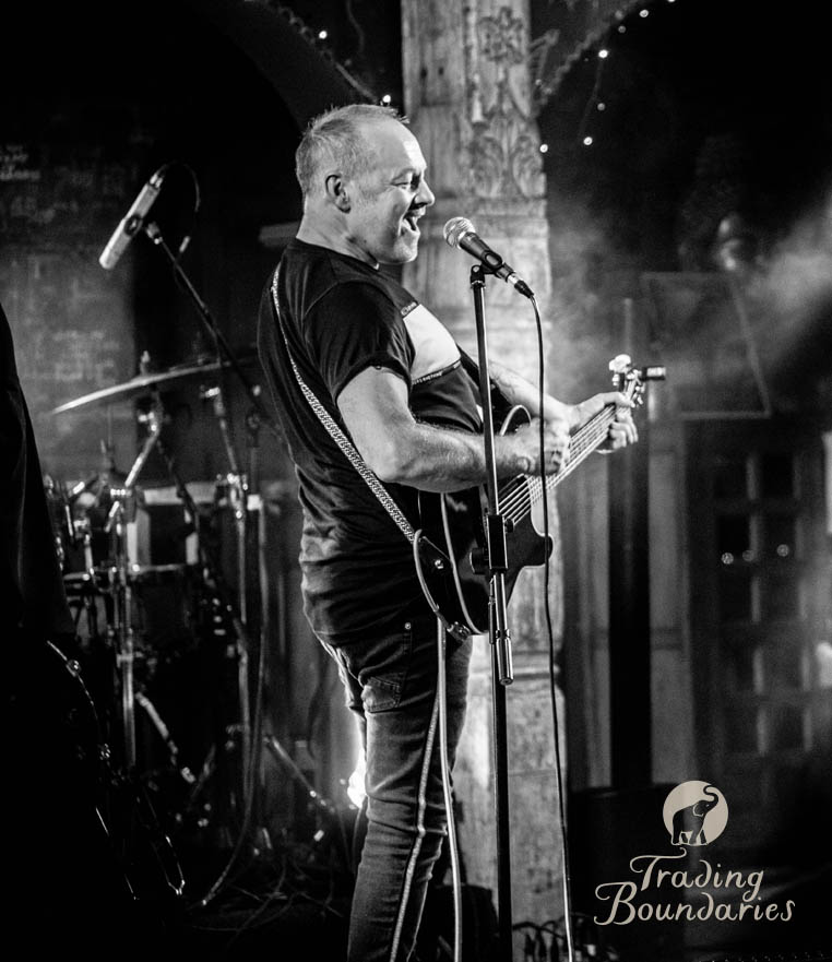 CUTTING CREW + WANG CHUN - 25-05-19 - Live at Trading Boundaries