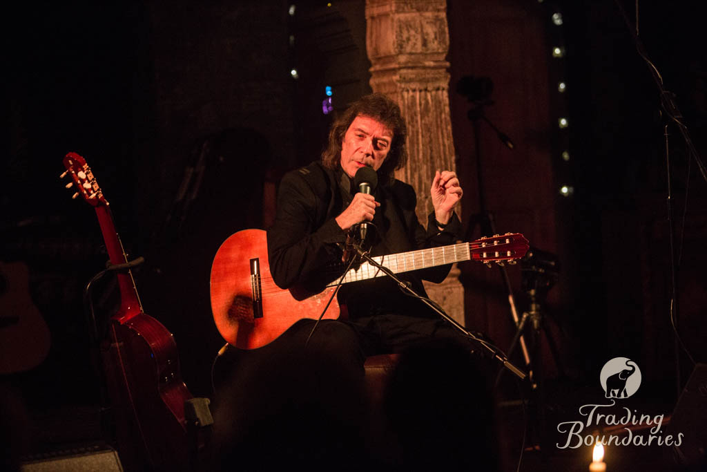 STEVE HACKETT - 09-12-18 - Live at Trading Boundaries
